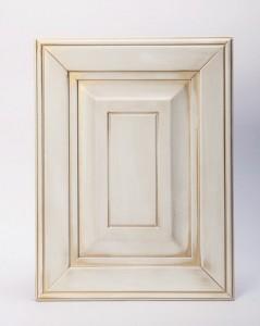 (3 Πατ.) Kωδ. Πόρτας 23 Κωδ. Βαφής 2201 Εκρού ανοικτό με χρυσή πατίνα