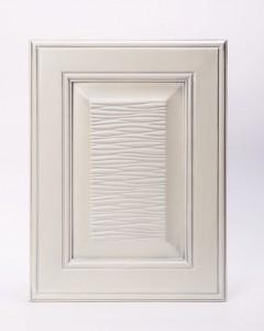(4 Πατ.) Κωδ. Πόρτας 30 Κωδ. Βαφής 1001 Του πάγου με ασημί πατίνα